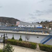 西河湾污水处理厂(二期)工程